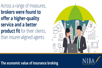 Research confirms the incredible value of Insurance brokers