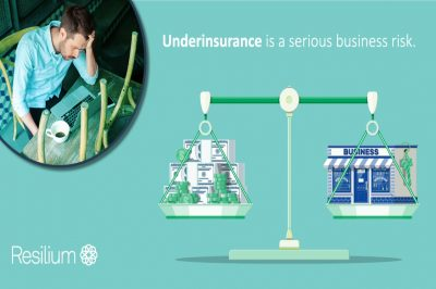 Don't get caught out by being underinsured.